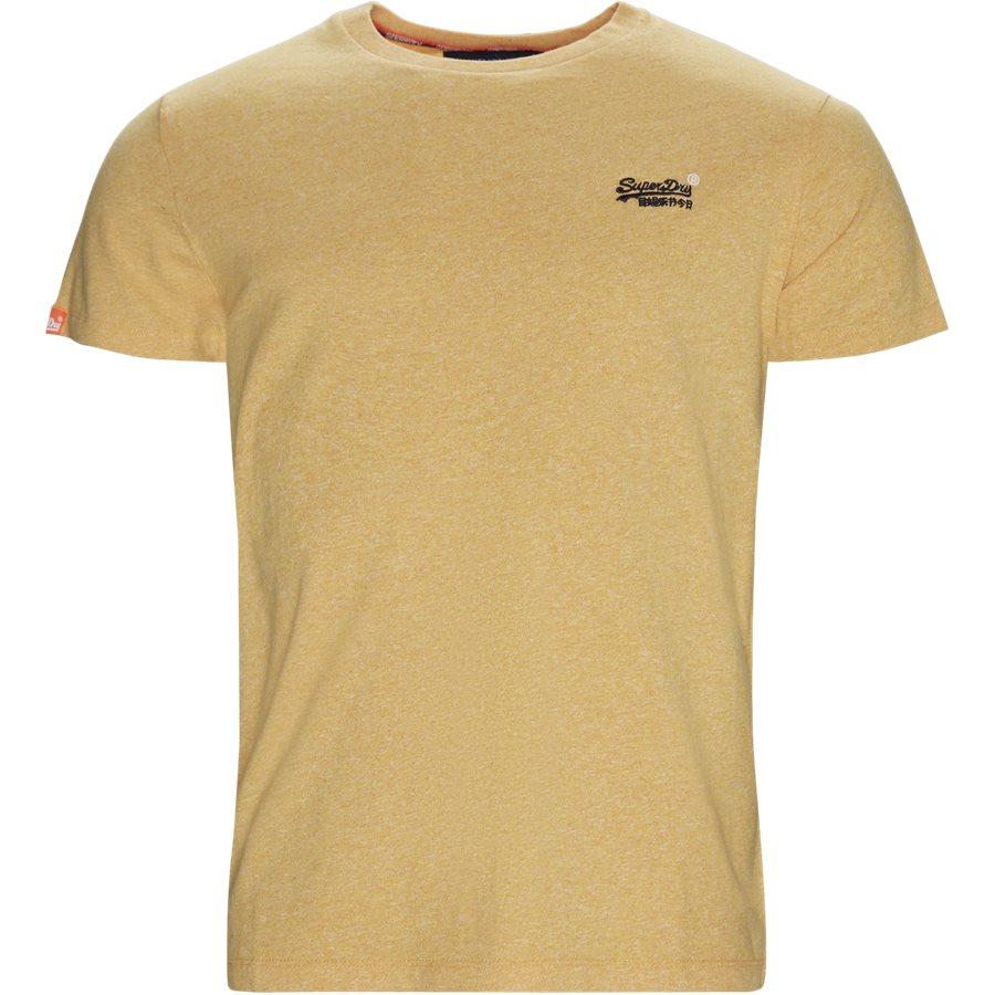 M1010 - M1010 T-shirt - T-shirts - Regular - GUL B3E - 1